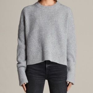 All Saints Pierce Crew Sweater